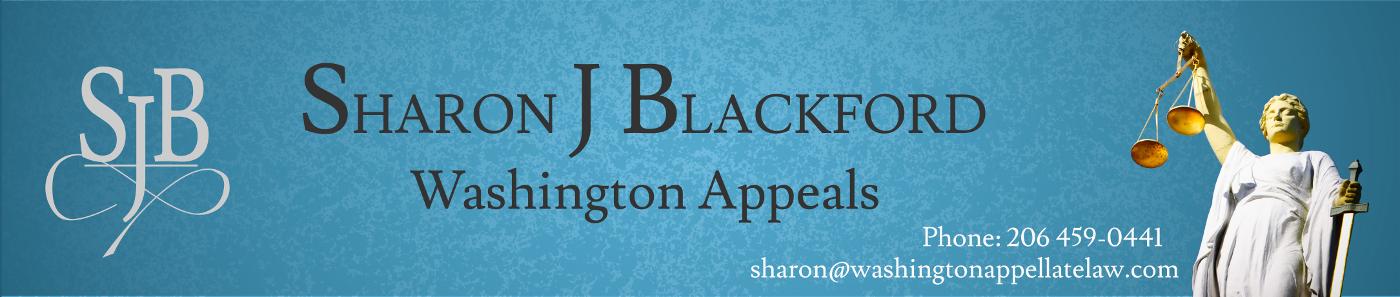Washington Appellate Law